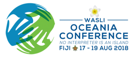 WASLI Oceania Conference