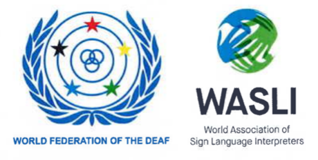 Co-operation Agreement between World Federation of the Deaf and World Association of Sign Language Interpreters