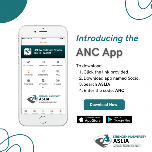 Introducing the ANC App