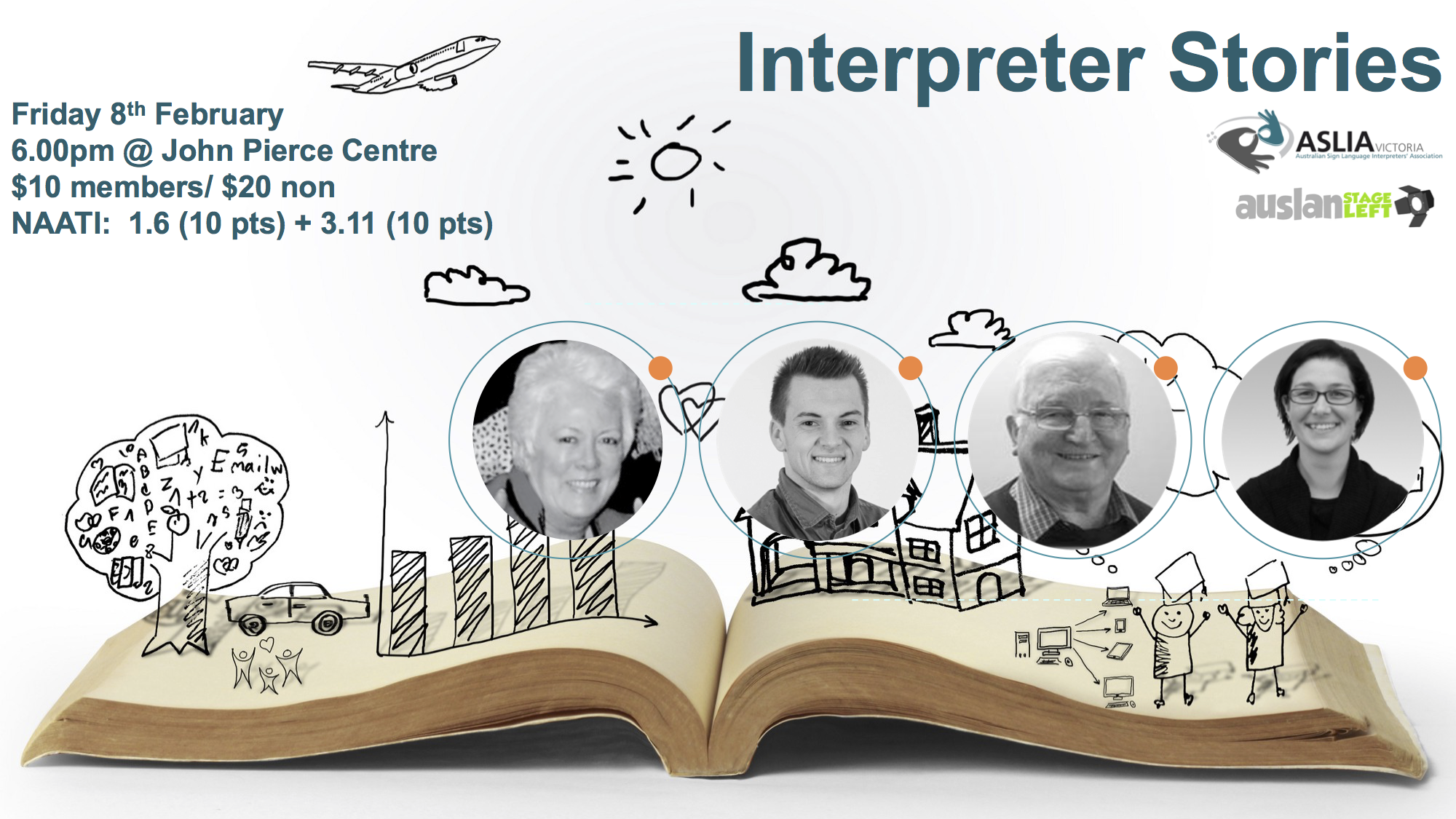 Interpreter Stories
