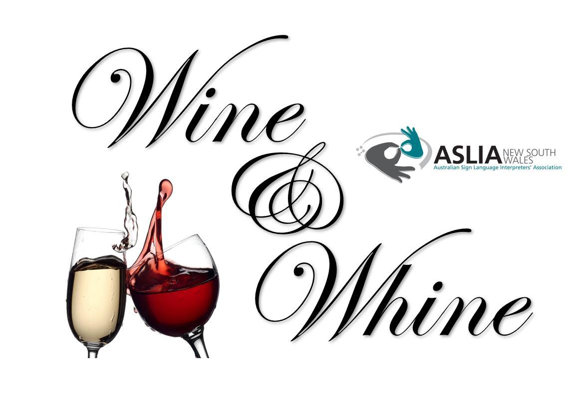 Wine & Whine Night  Sep 2019