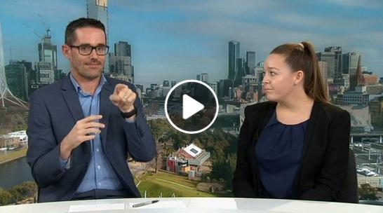 ABC NEWS – Brent Phillips, Expression Australia