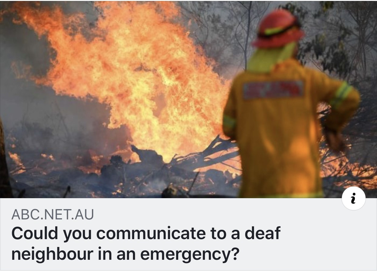 Emergencies and Communication