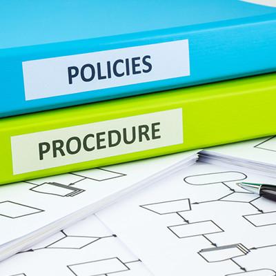 ASLIA's new policies & procedures